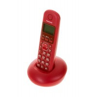 Беспроводной телефон DECT Panasonic KX-TGB210RUR