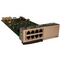 Модуль аналоговых абонентских линий, 8 портов, CID, DTMF-приемники Samsung OfficeServ7100, 7200, 7400 (OS7400B8S3/EUS)