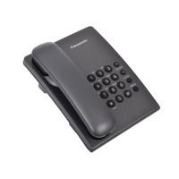 Проводной телефон Panasonic Проводной телефон Panasonic/ Темно-серый