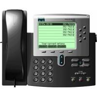 Телефон проводной Cisco CP-7962G