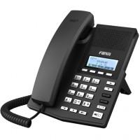 Fanvil X3P black, ip телефон (черный), без БП, POE