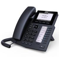 Fanvil X5, ip телефон , 2 ЖК дисплея
