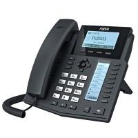 Fanvil X5G, ip телефон , 2 ЖК дисплея, 10/100/1000