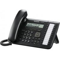 IP телефоны Panasonic KX-UT133RU-B